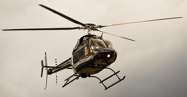 Helicopter Kansas City Fleet Chopper 1